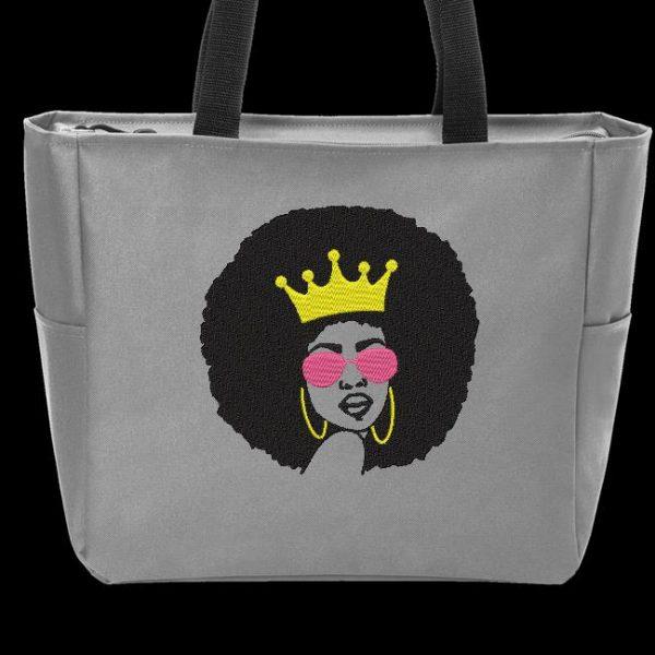 Afro Frau Retro Vintage 2