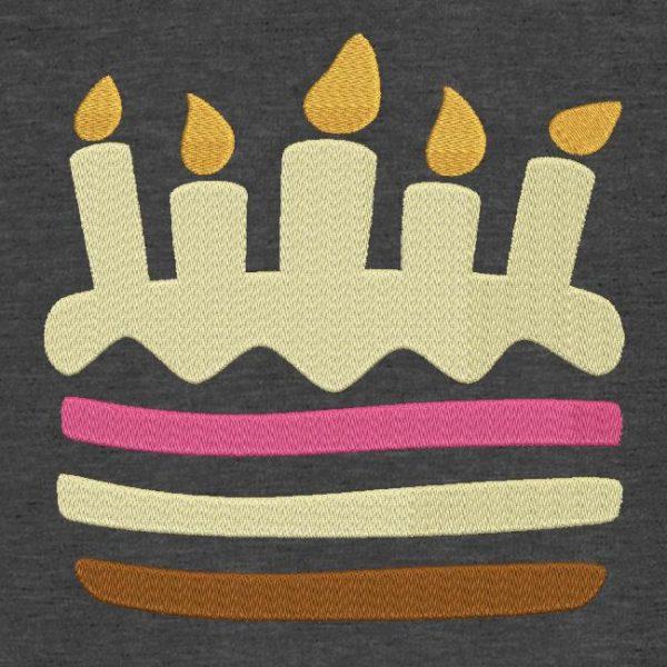 gâteau d'anniversaire 11