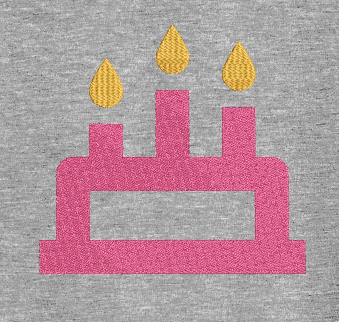 gâteau d'anniversaire 12