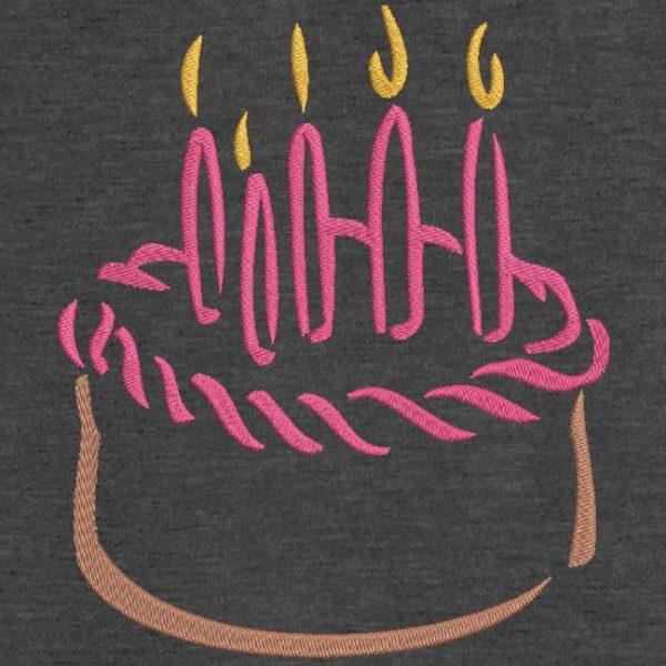 pastel de cumpleaños 13