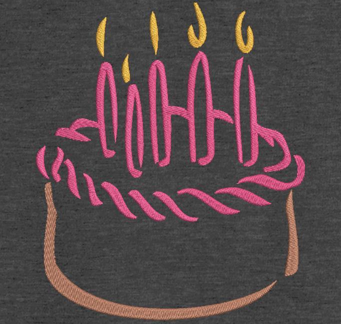 gâteau d'anniversaire 13