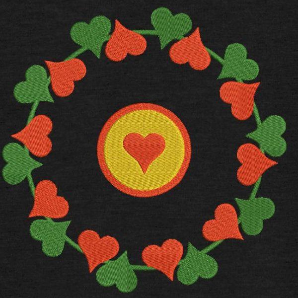 ronde de cœurs