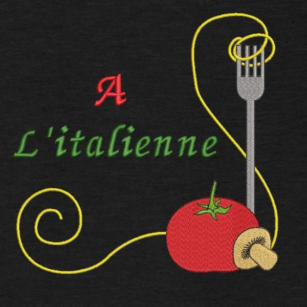 a l'italienne
