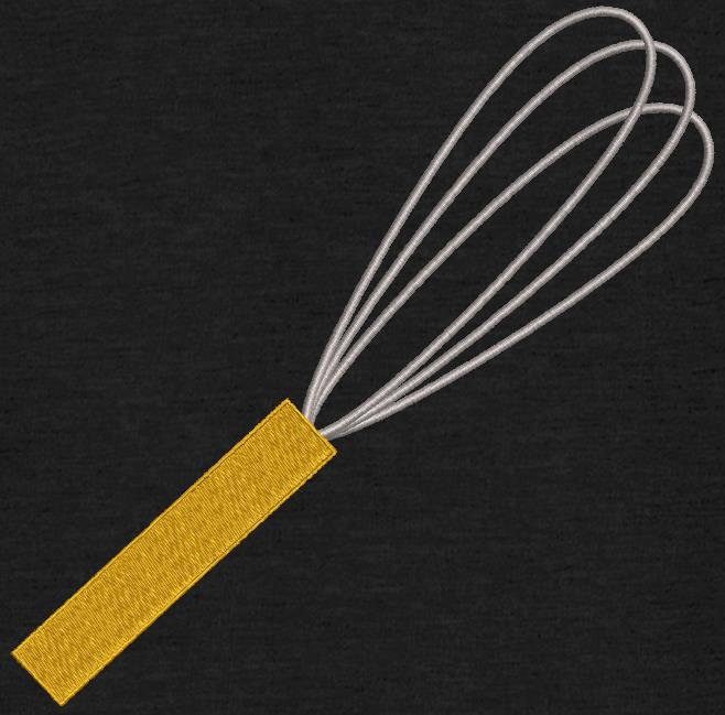 kitchen utensil whisk