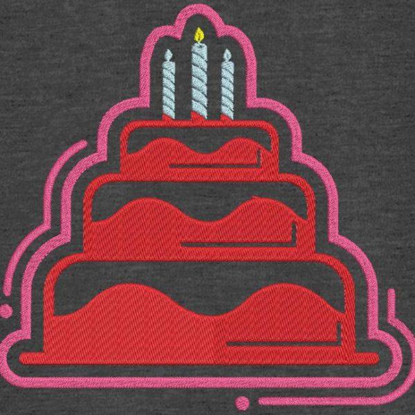gâteau d'anniversaire 4