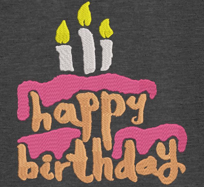 gâteau d'anniversaire 5