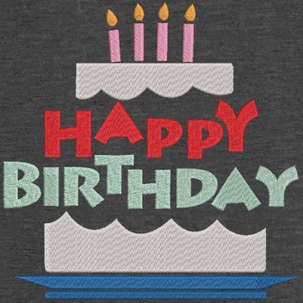 gâteau d'anniversaire 7