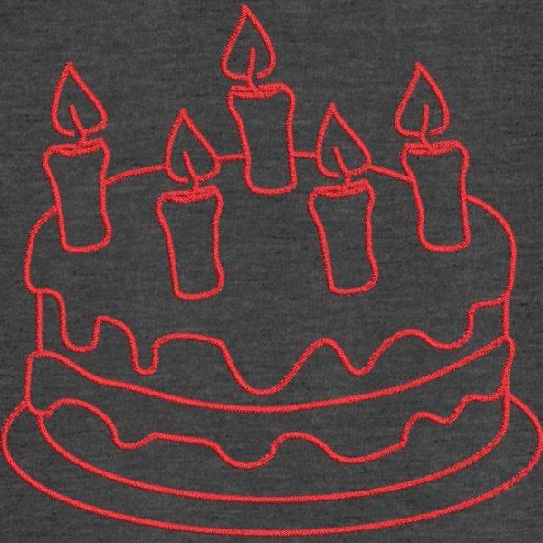 gâteau d'anniversaire 8
