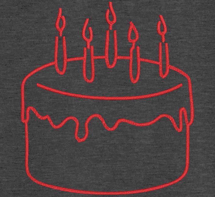 gâteau d'anniversaire 9