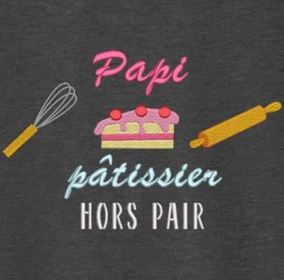 destacado pastelero papi