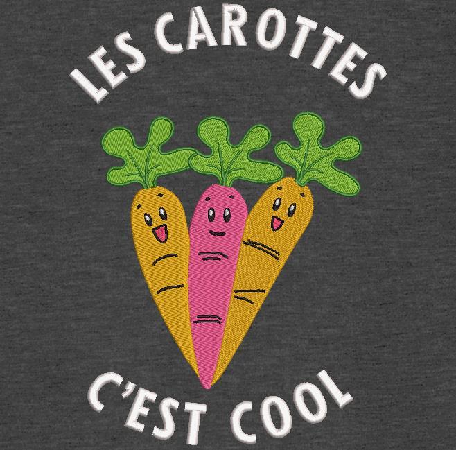 les carottes c'est cool