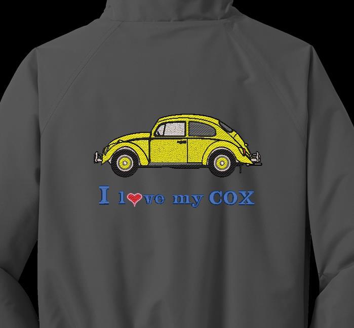 Eu amo meu cox