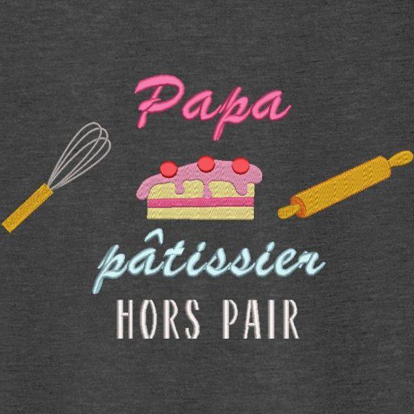 papa pâtissier hors pair