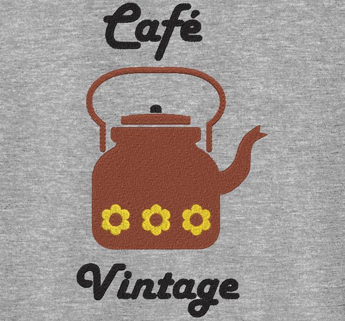 cafeteira vintage
