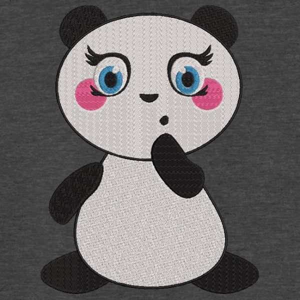 señorita panda