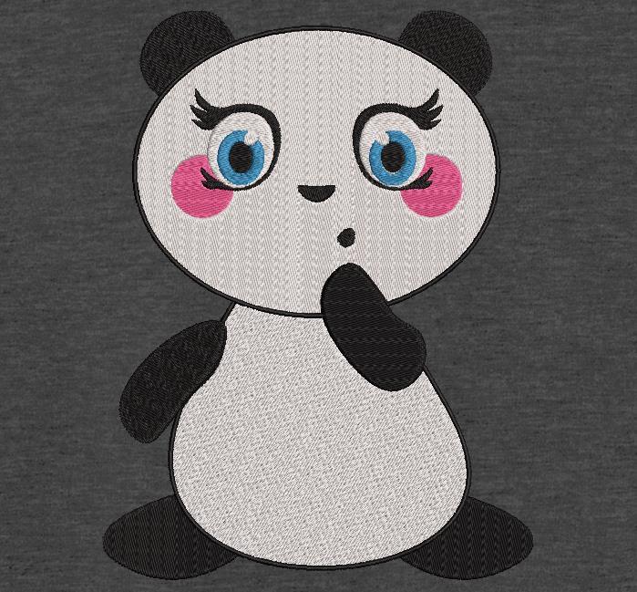 senhorita panda