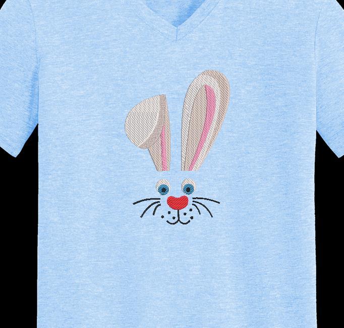 cara de conejo
