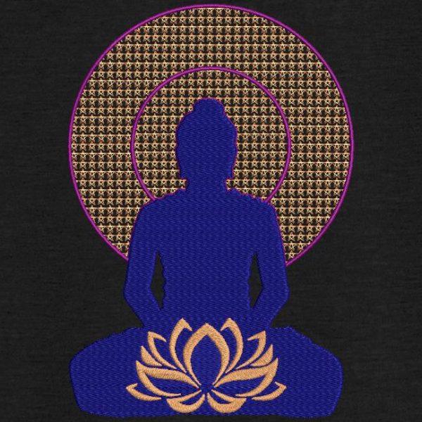 meditación buda