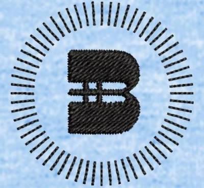 numérisation logo broderie machine