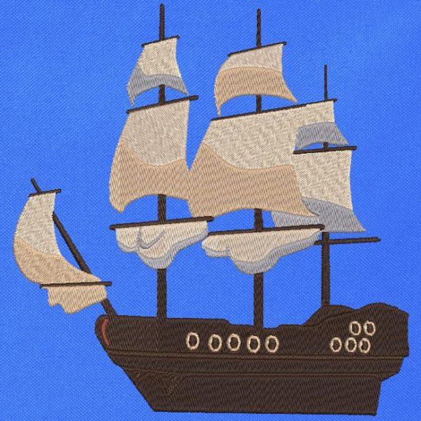 vecchia nave classica