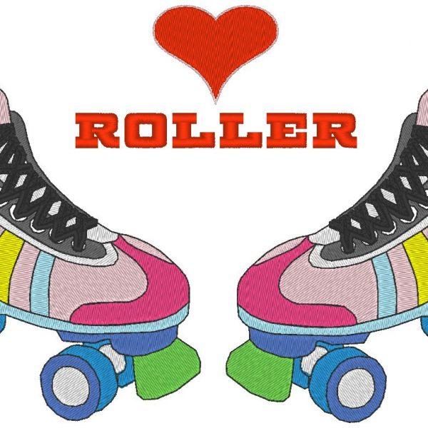 me gusta patinar
