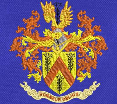 Customer digitalization digitalization coat of arms 2