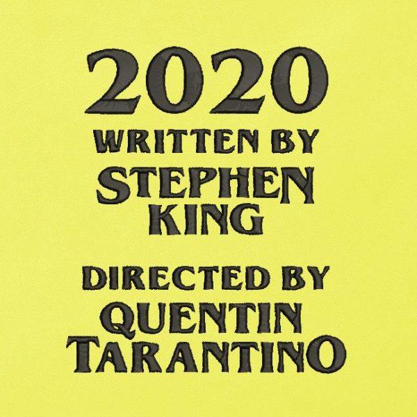 Tarantino digitalizzazione dei clienti digitalizzazione. disegno di ricamo a macchina realizzato il 26/08/20. Cornice: 20 X 20. Forma: VP3.
