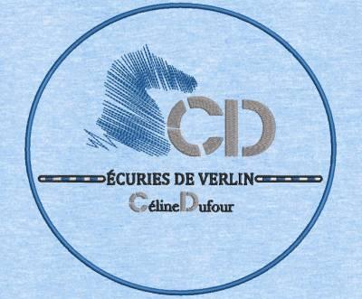 刺绣徽标数字化