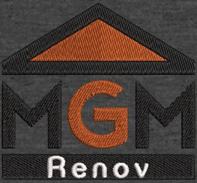 Numérisation logo client MGM renov