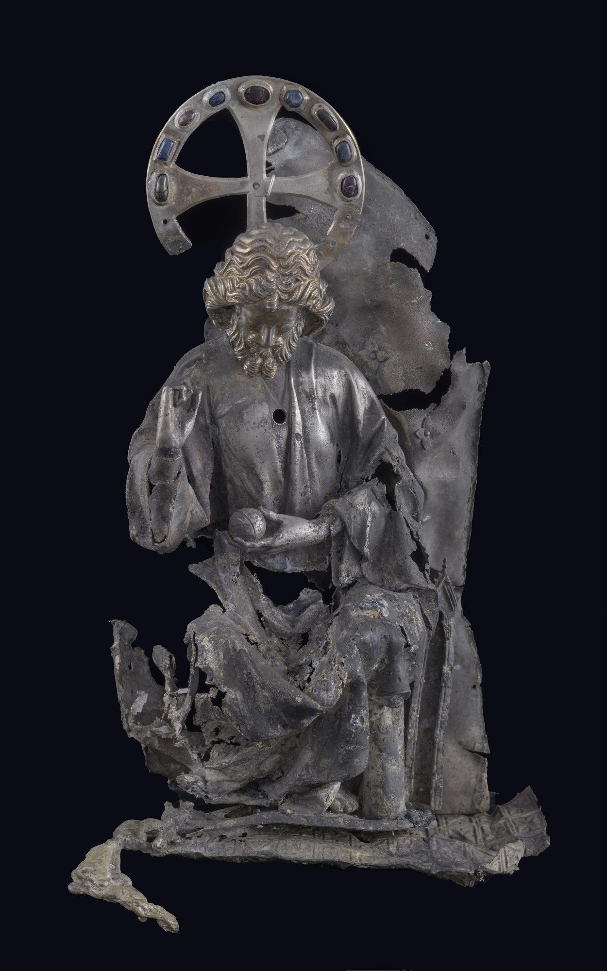 Christ trônant