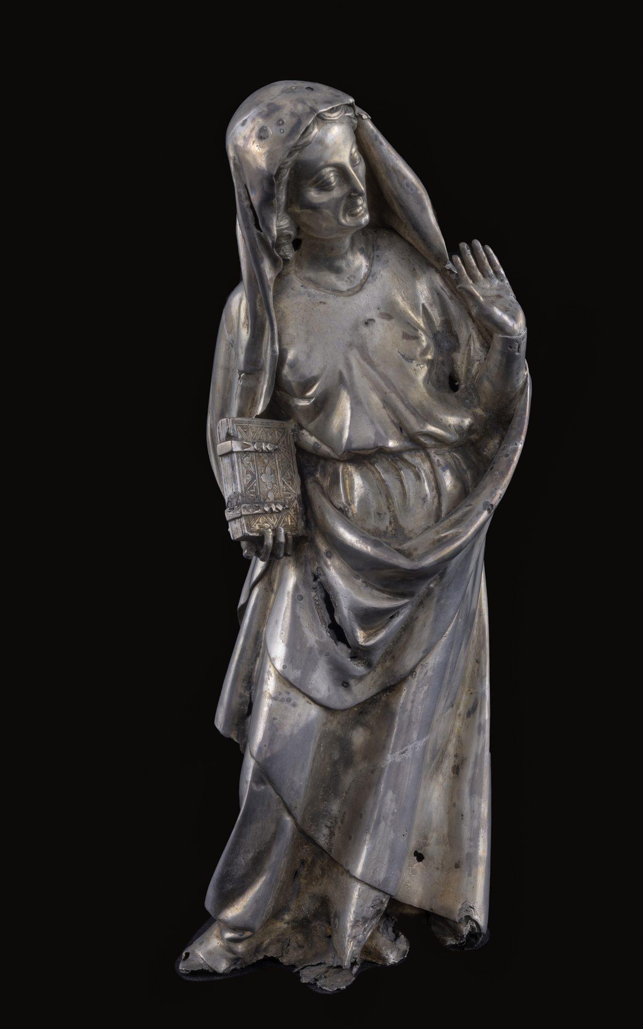 Vierge au calvaire