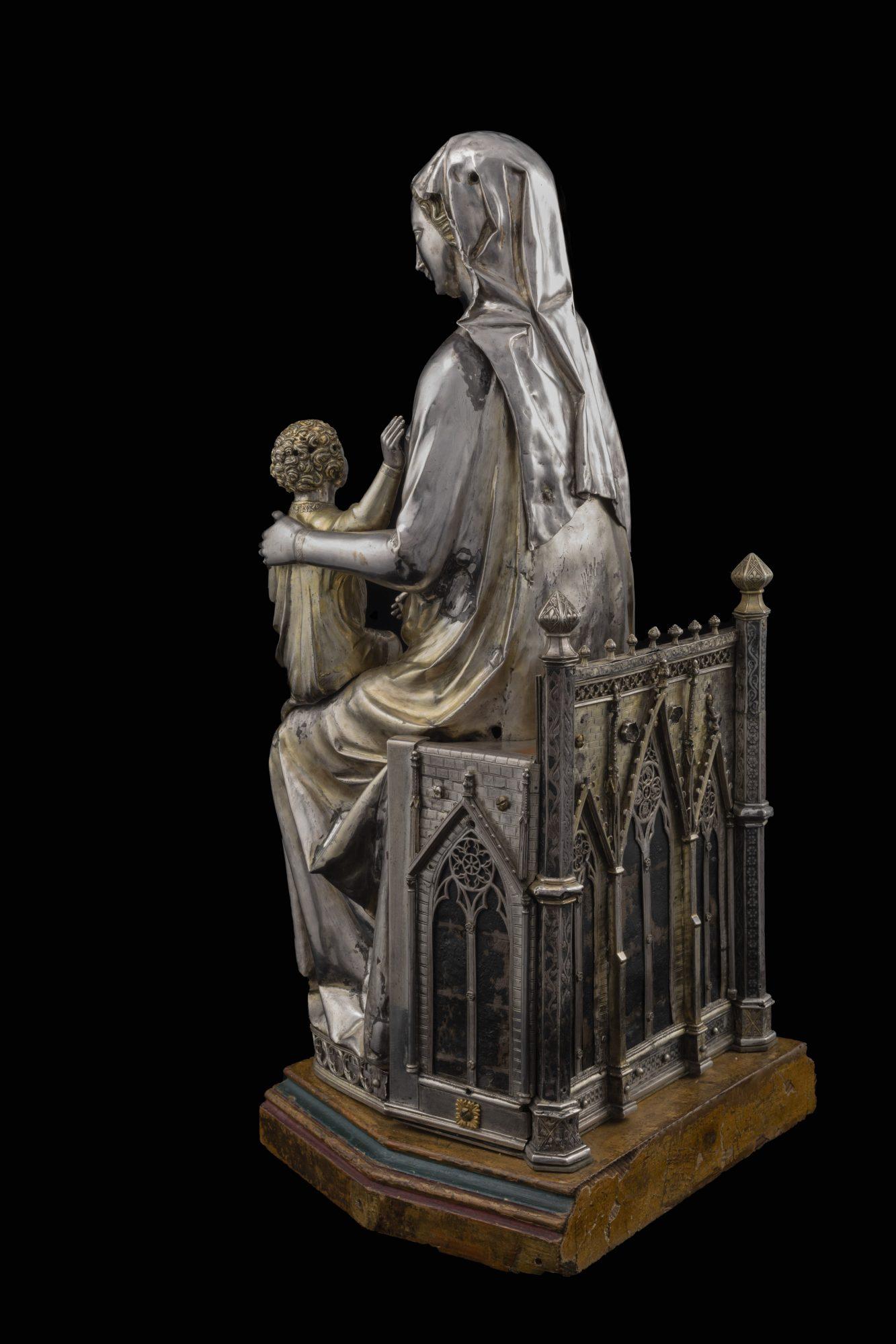 Vierge de Walcourt