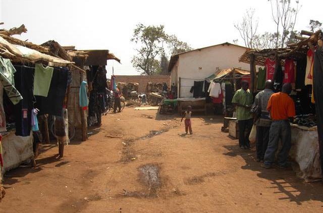 Mpongwe Marketplace Zambia