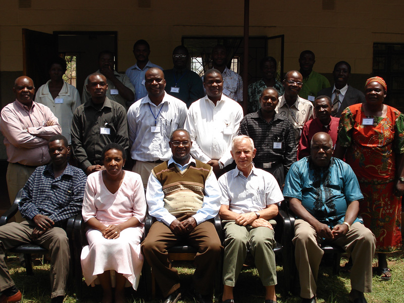 MBA Board Training Nov 2007 with teachers from Corat