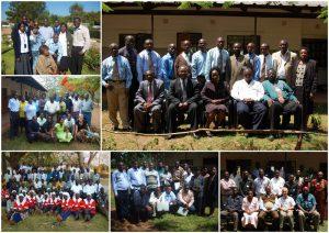 Development Project Leadership Training Highlights