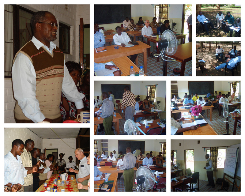 MBA Leadership Training Nov 2007 or Feb 2008 with teachers from Corat