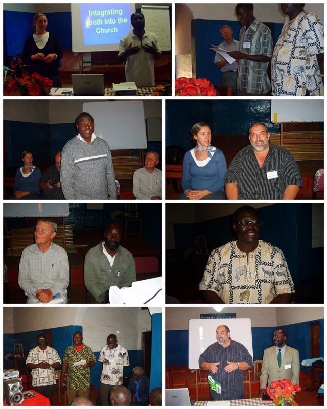 Development Project Church Leaders Training Module TEACHING TEAM