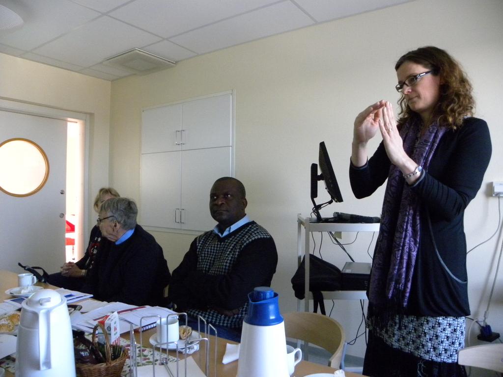 Southern Alvsborg Hospital Presentation on Lean hospital management