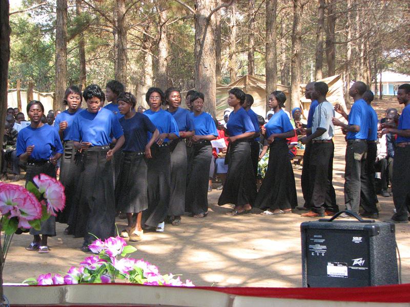 MBA-Interact Handover Ceremony August 2007