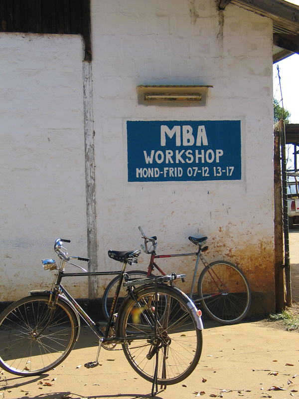 MBA Zambia Workshop