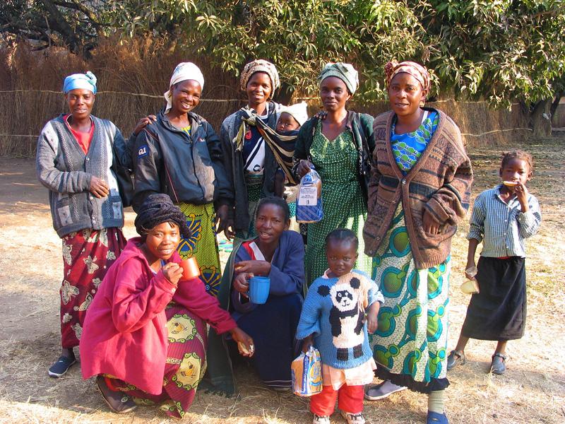 MBA Mpongwe Zambia Womens Conference 2007