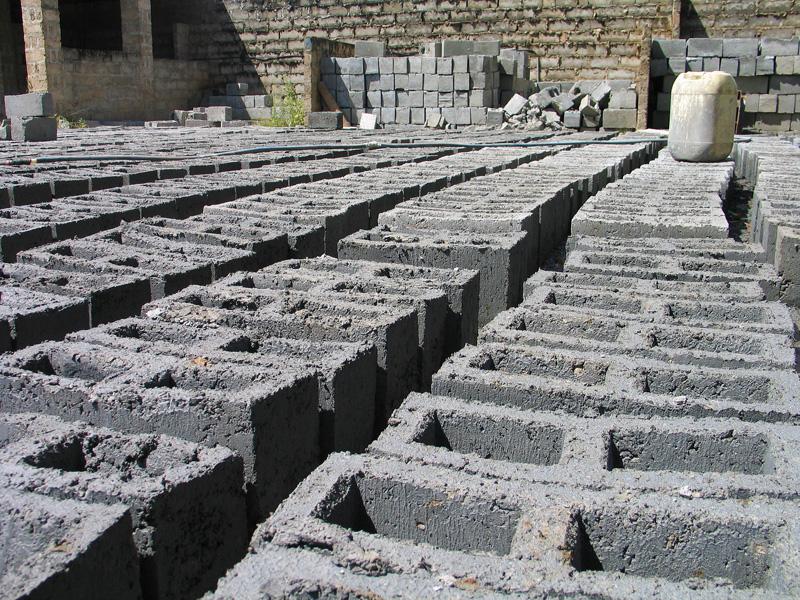 MBA Mpongwe Brickmaking