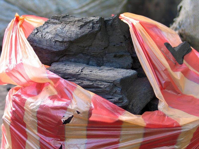 Coal cooking fuel