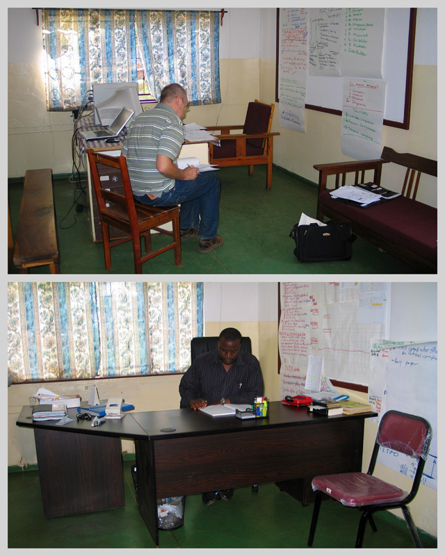 MBA Office Before After 2007