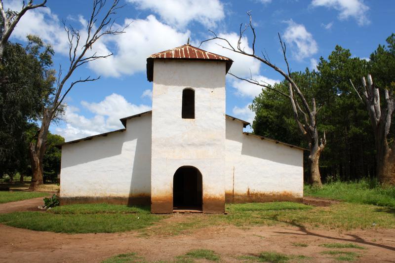 Mpongwe Baptist Church 2008