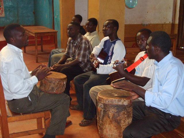 Mpongwe Baptist Church