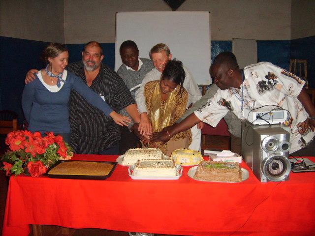 Development Project Church Leaders Training Module August 2008 Teaching Teaching Team