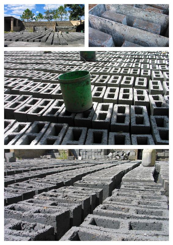 MBA Zambia Workshop Brickmaking
