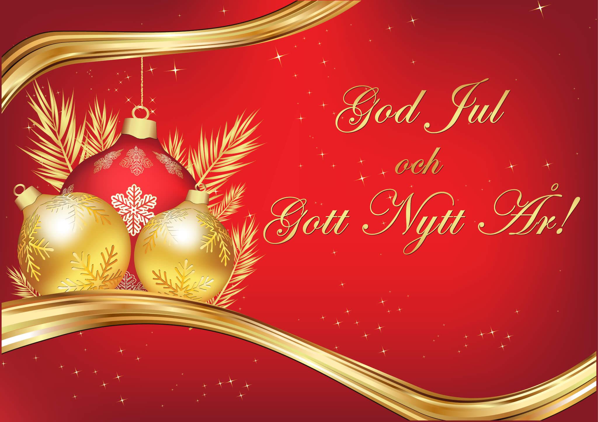 God Jul önskar mPowerment