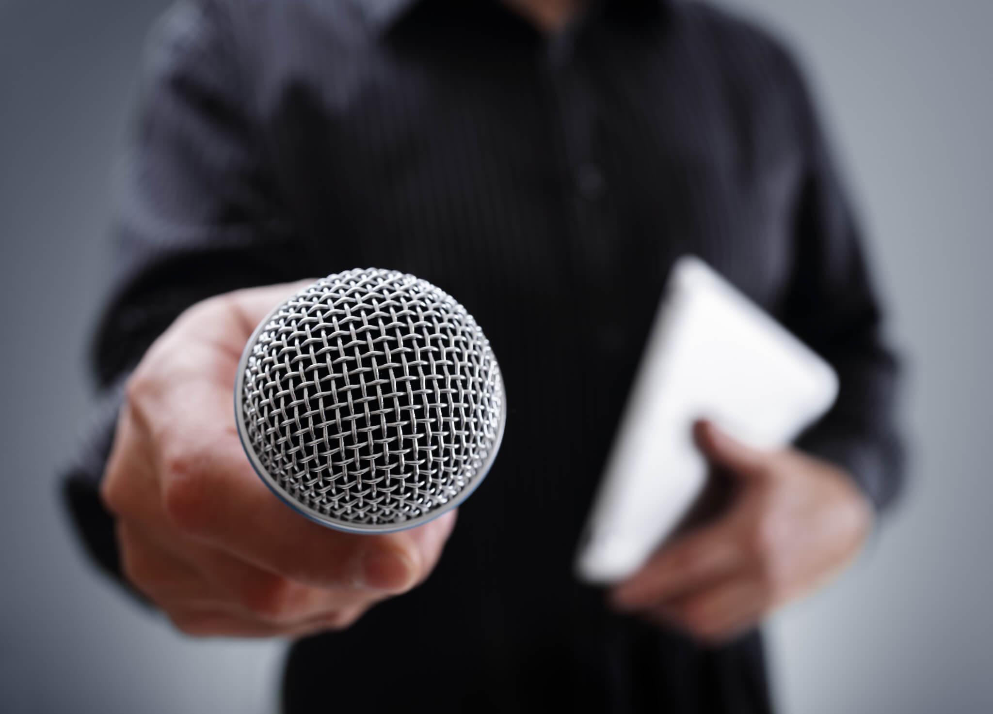 Vad du behöver tänka på när du blir intervjuad.